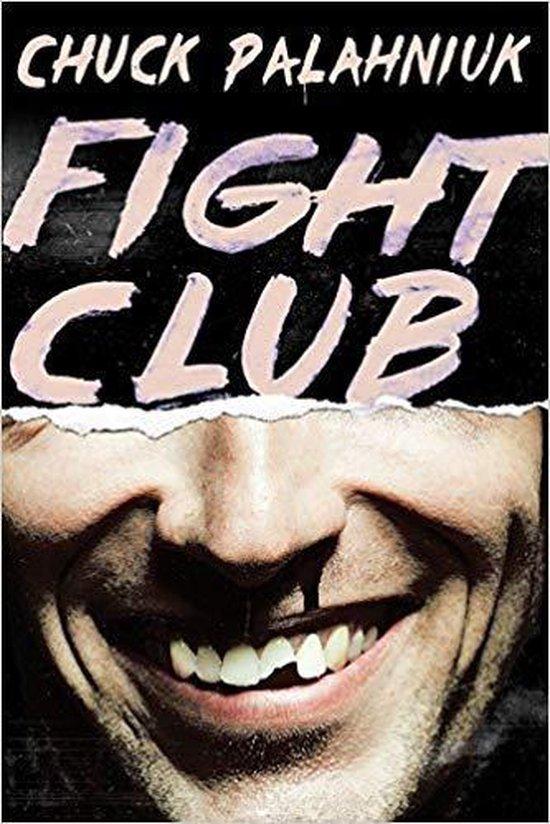 Fight Club (Chuck Palahniuk) boek
