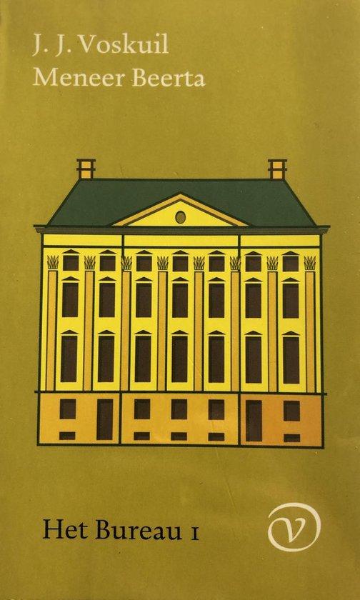 Het bureau 1 - Meneer Beerta (J. J. Voskuil) boek