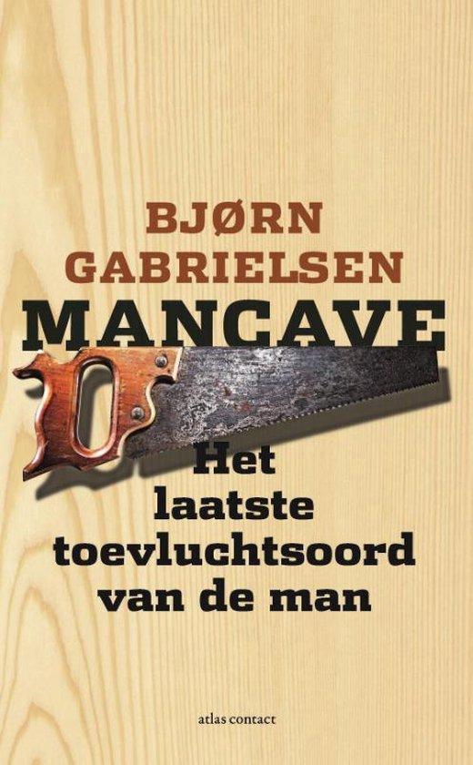 Mancave (Bjørn Gabrielsen) boek