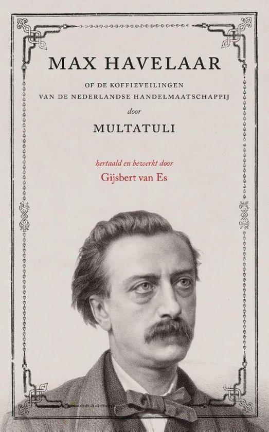 Max Havelaar (Multatuli) boek