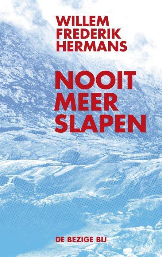 Nooit meer slapen (Willem Frederik Hermans) boek