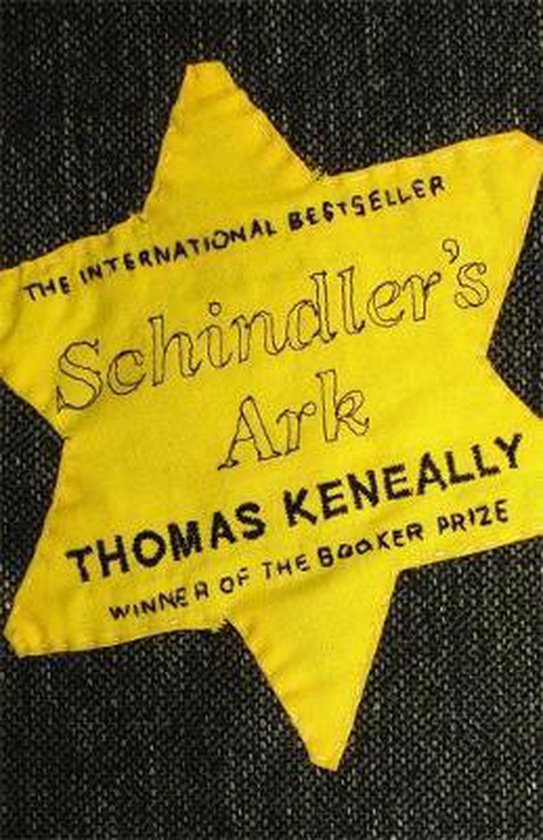 Schindler's Ark (Thomas Keneally) boek