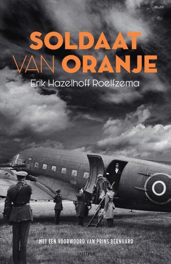 Soldaat van Oranje (Erik Hazelhoff Roelfzema) boek