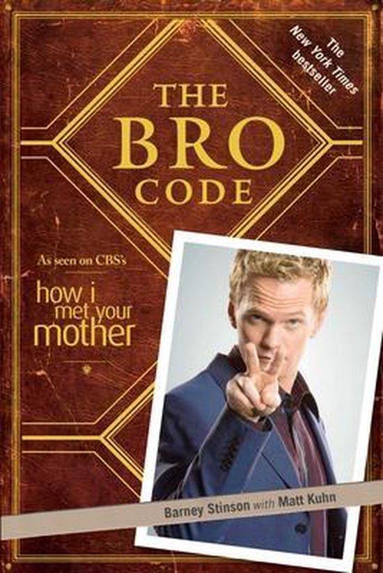 The Bro Code (Barney Stinson & Matt Kuhn) boek