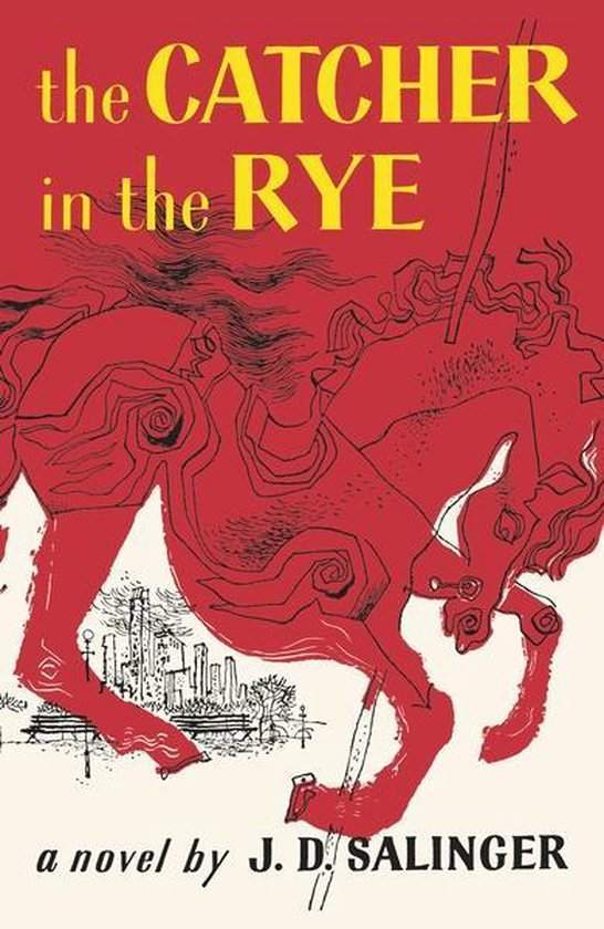 The Catcher in the Rye (J. D. Salinger) boek