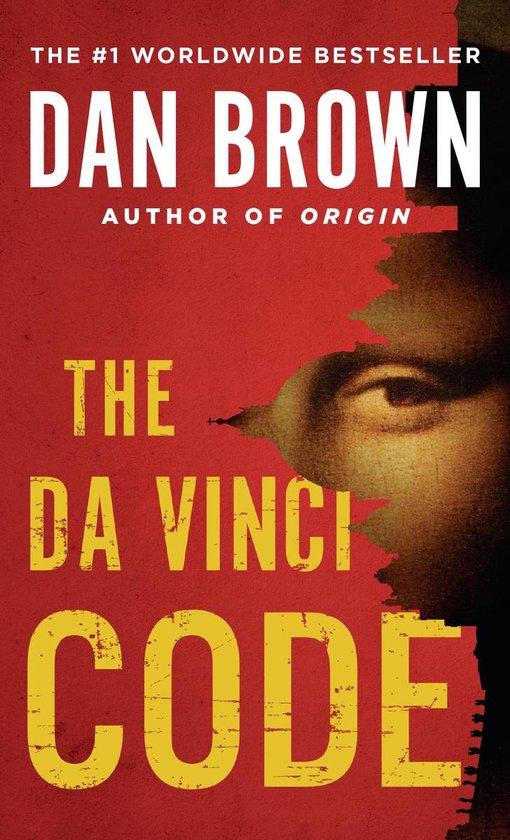 The Da Vinci Code (Dan Brown) boek