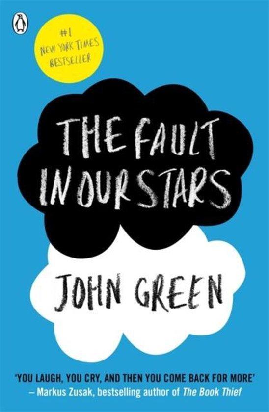 The Fault in Our Stars (John Green) boek