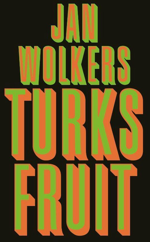 Turks Fruit (Jan Wolkers) boek