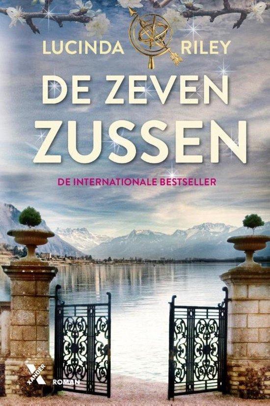 De Zeven Zussen 1 - De zeven zussen (Lucinda Riley) boek