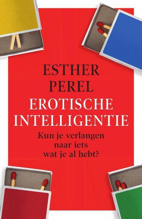 Erotische intelligentie (Esther Perel) boek