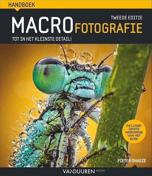 Handboek macrofotografie (Pieter Dhaeze) boek