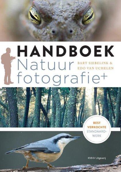 Handboek natuurfotografie (Bart Siebelink & Edo van Uchelen) boek