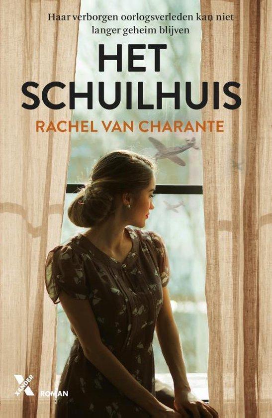 Het schuilhuis (Rachel van Charante) boek