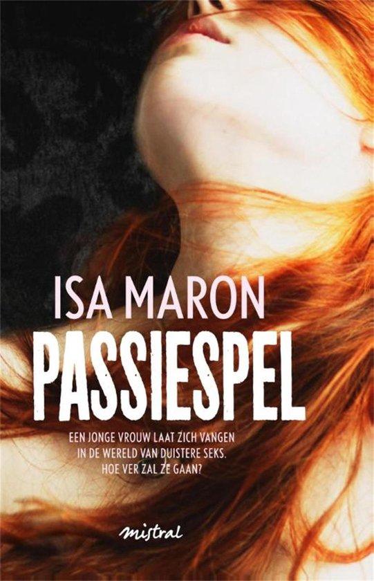Passiespel (Isa Maron) boek