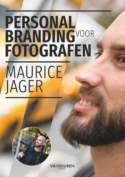 Personal branding voor fotografen (Maurice Jager) boek