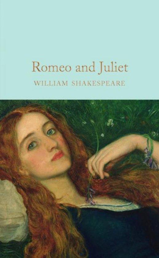 Romeo and Juliet (William Shakespeare) boek