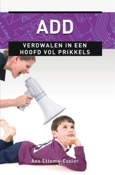 ADD (Ans Ettema-Essler) boek