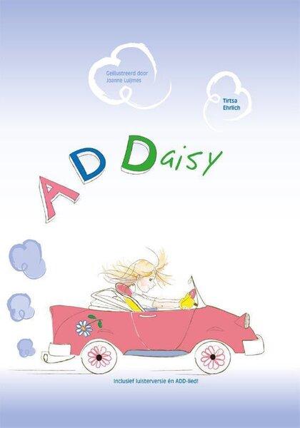 ADDaisy (Tirtsa Ehrlich) boek