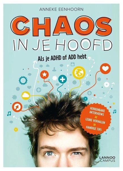 Chaos in je hoofd (Anneke Eenhoorn) boek