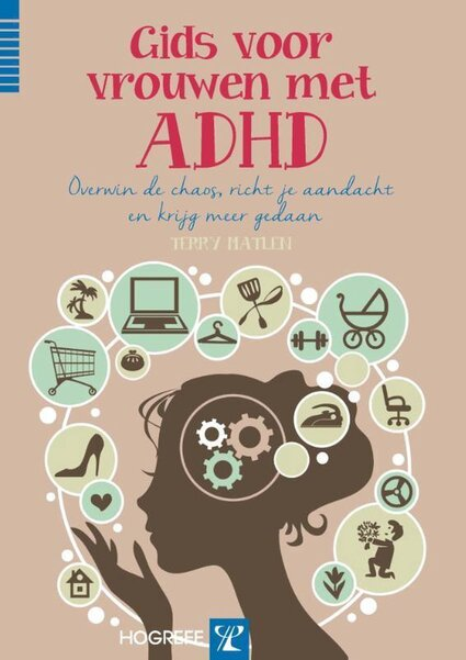 Gids voor vrouwen met ADHD (Terry Matlen) boek