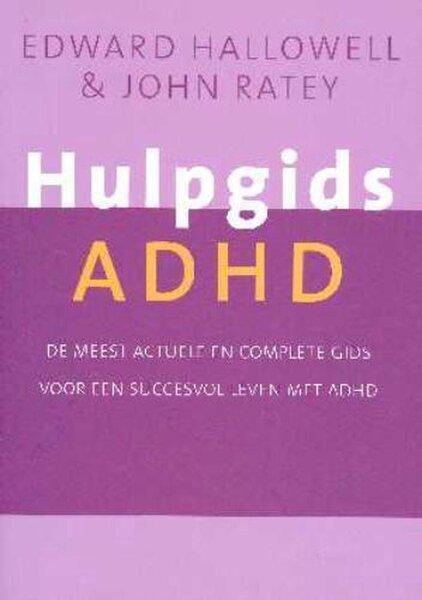 Hulpgids ADHD (Edward Hallowell & John Ratey) boek