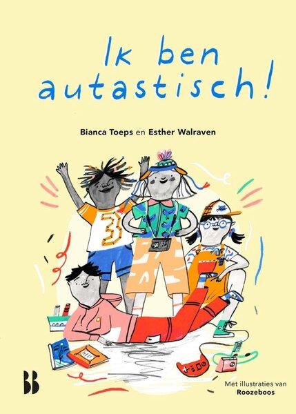 Ik ben autastisch (Bianca Toeps en Esther Walraven) boek