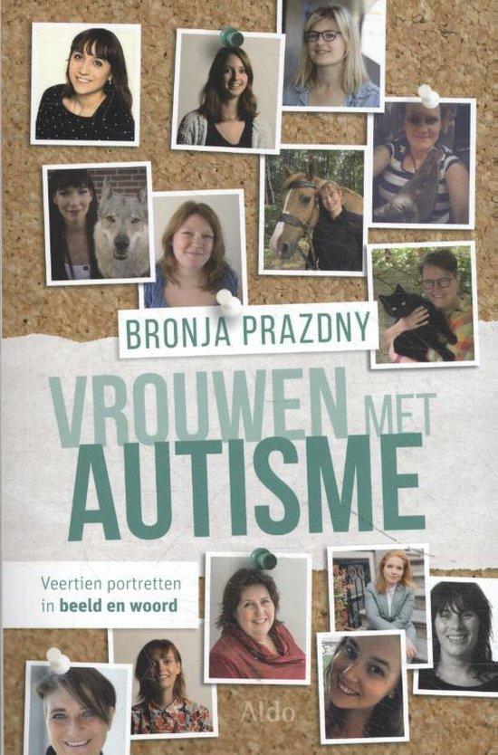 Vrouwen met autisme (Bronja Prazdny) boek